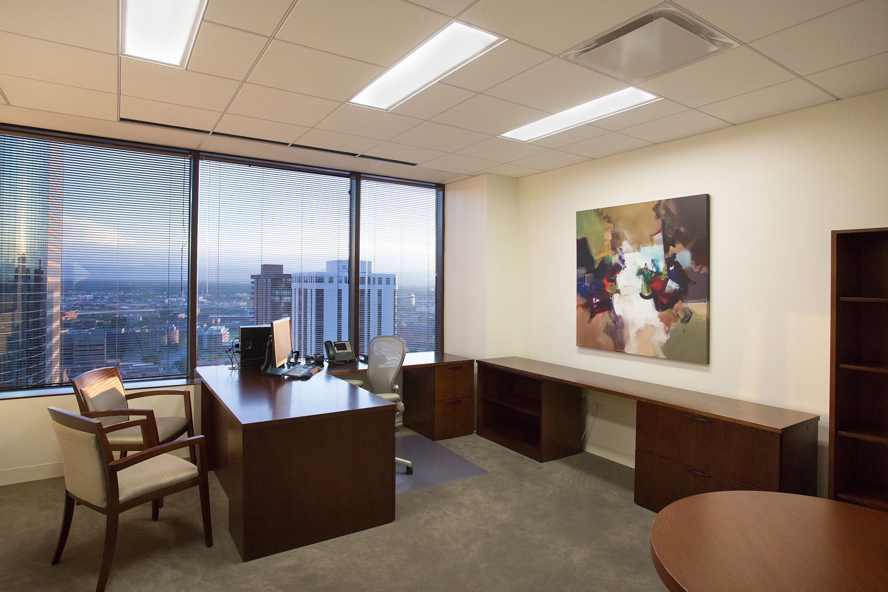 Executive Office Remodel Denver Jordy Construction