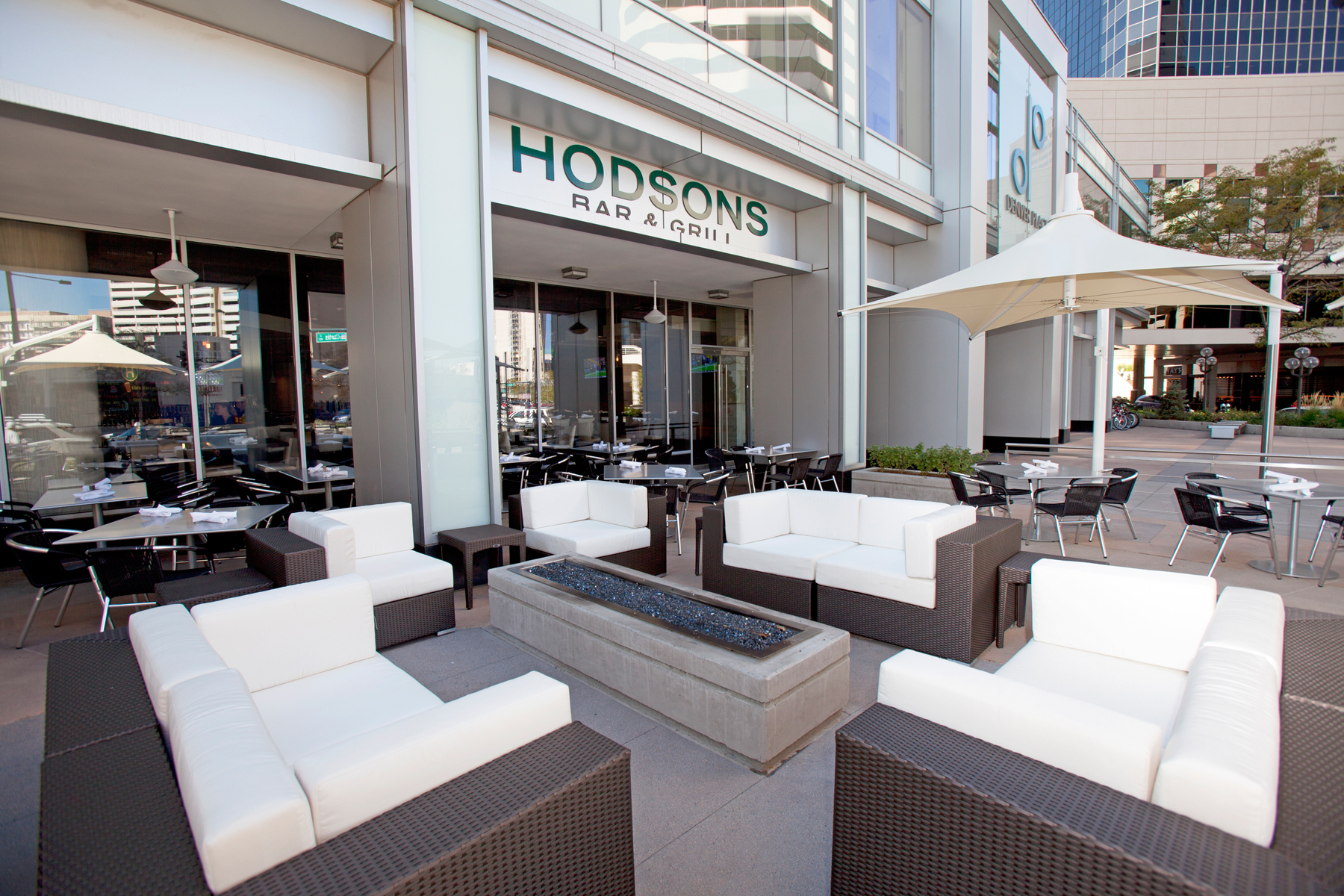 Hodson's Restaurant Design and Construction Colorado Denver