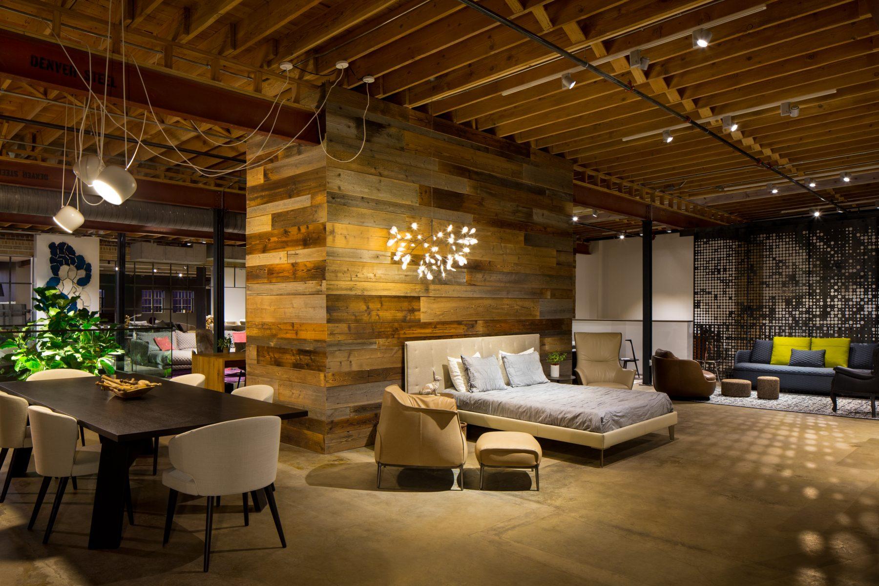 Retail Showroom Construction Colorado