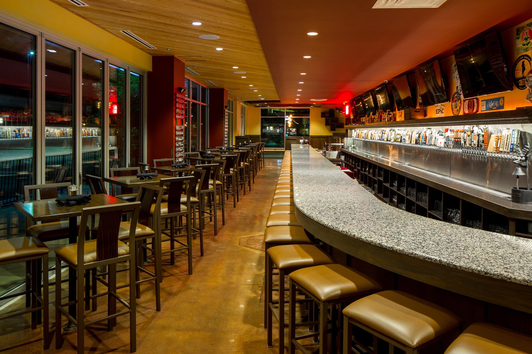 Restaurant Remodel Colorado The Pint