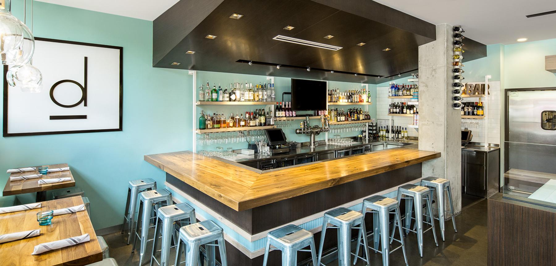 D Bar Denver bar