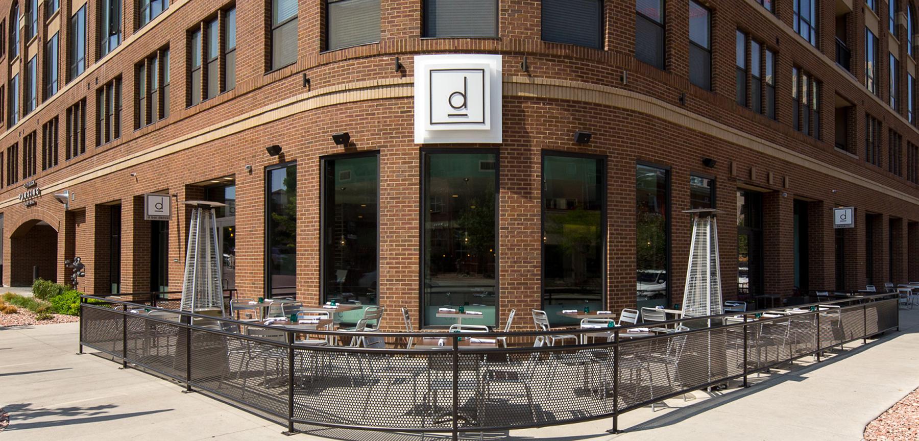 D Bar Denver patio