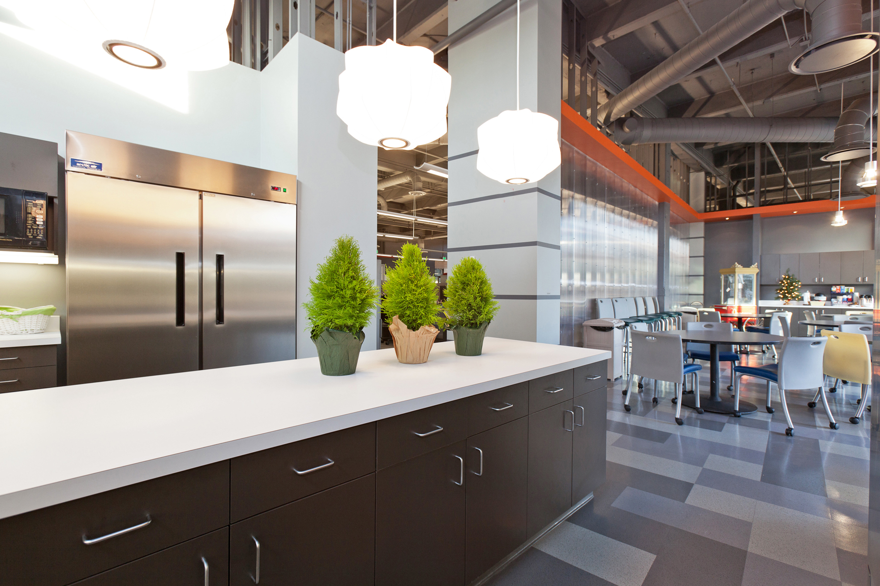 Office Buildout, Denver Construction- Jordy Construction Karsh Hagan 2