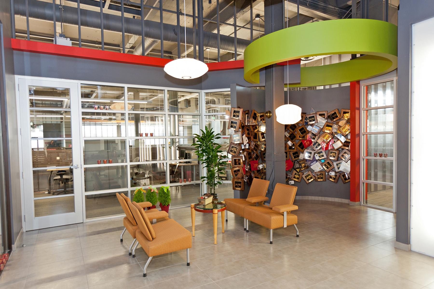 Office Buildout, Denver Construction- Jordy Construction Karsh Hagan 1