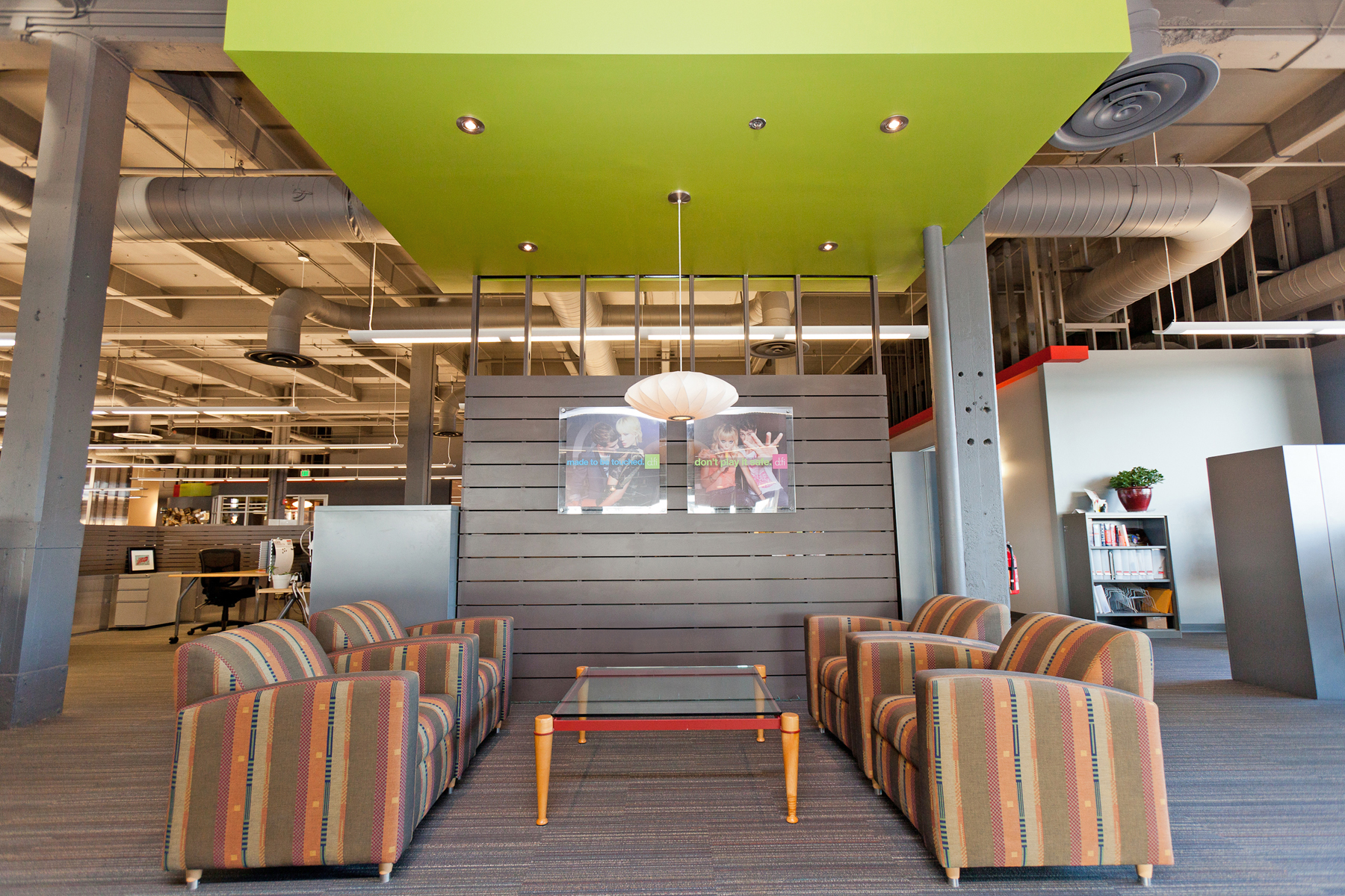 Office Buildout, Denver Construction- Jordy Construction Karsh Hagan 3