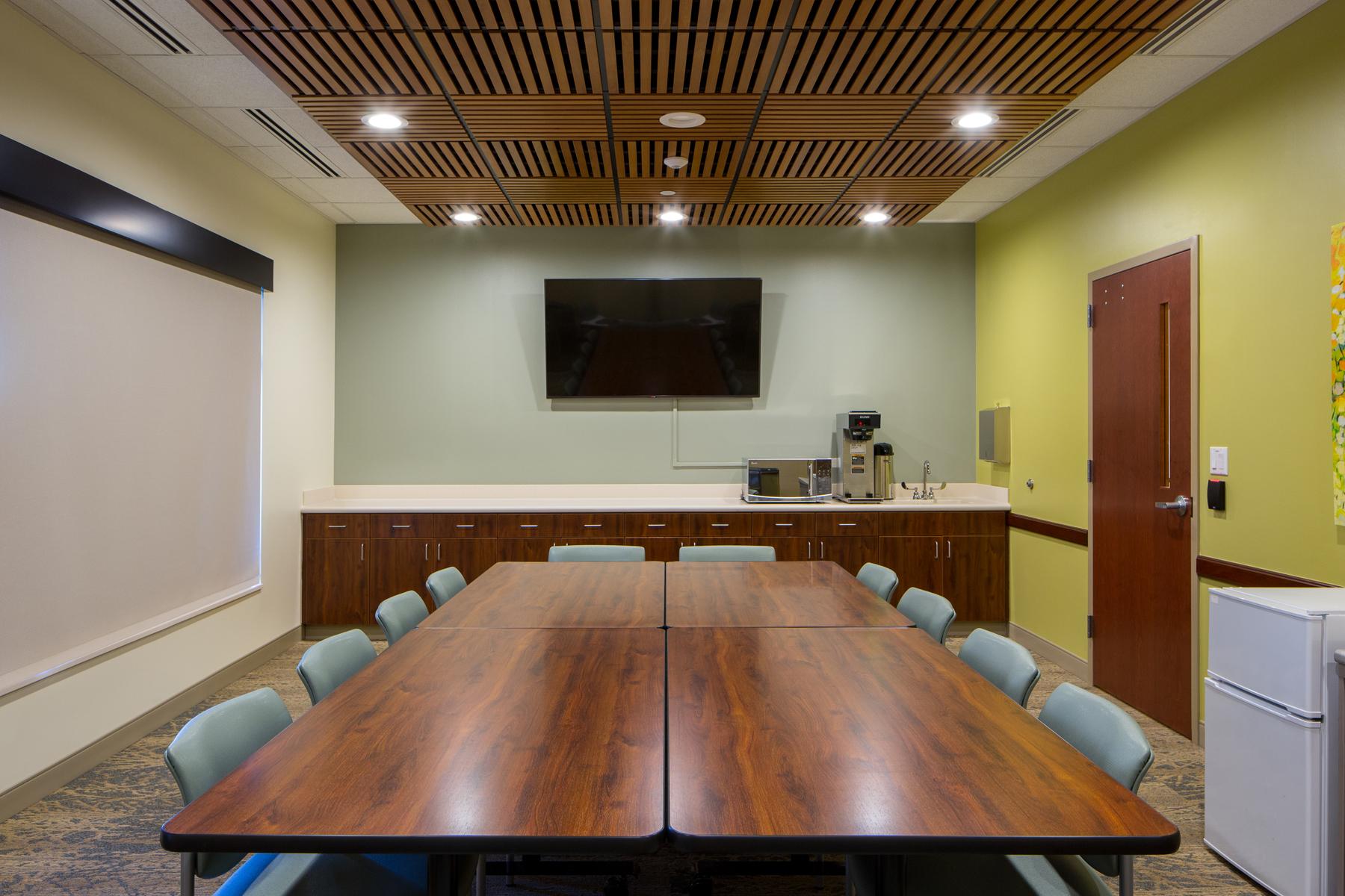 Medical Buildout, Colorado Construction- Lone Tree Family Medicine Jordy Construction 2