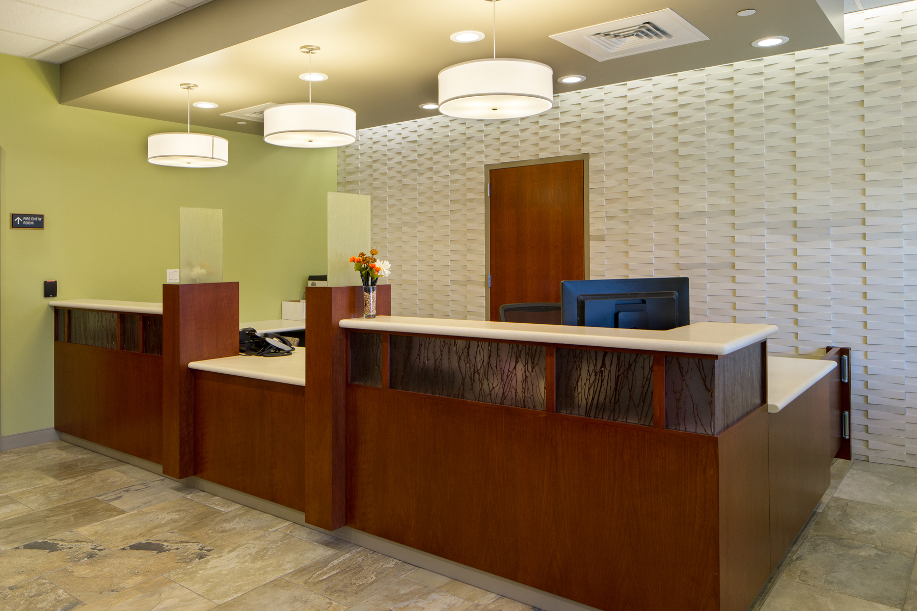 Medical Buildout, Colorado Construction- Lone Tree Family Medicine Jordy Construction 1