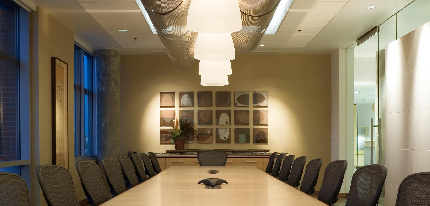 McGeady Sisneros conference room