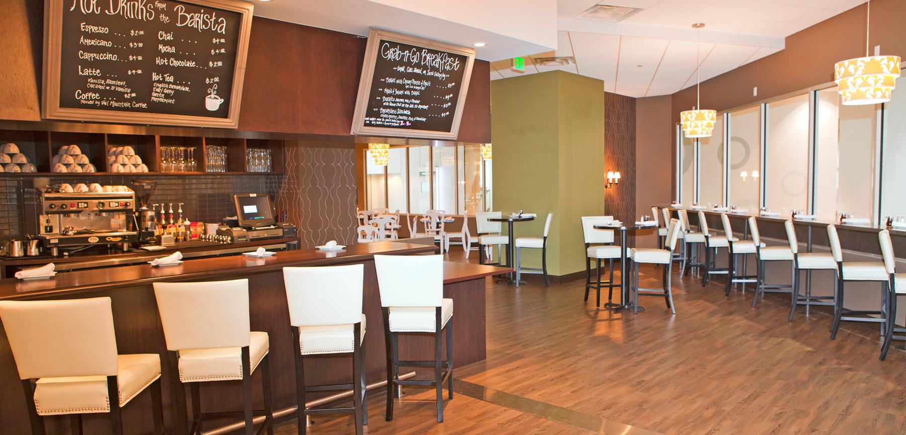 Syrup restaurant coffee bar