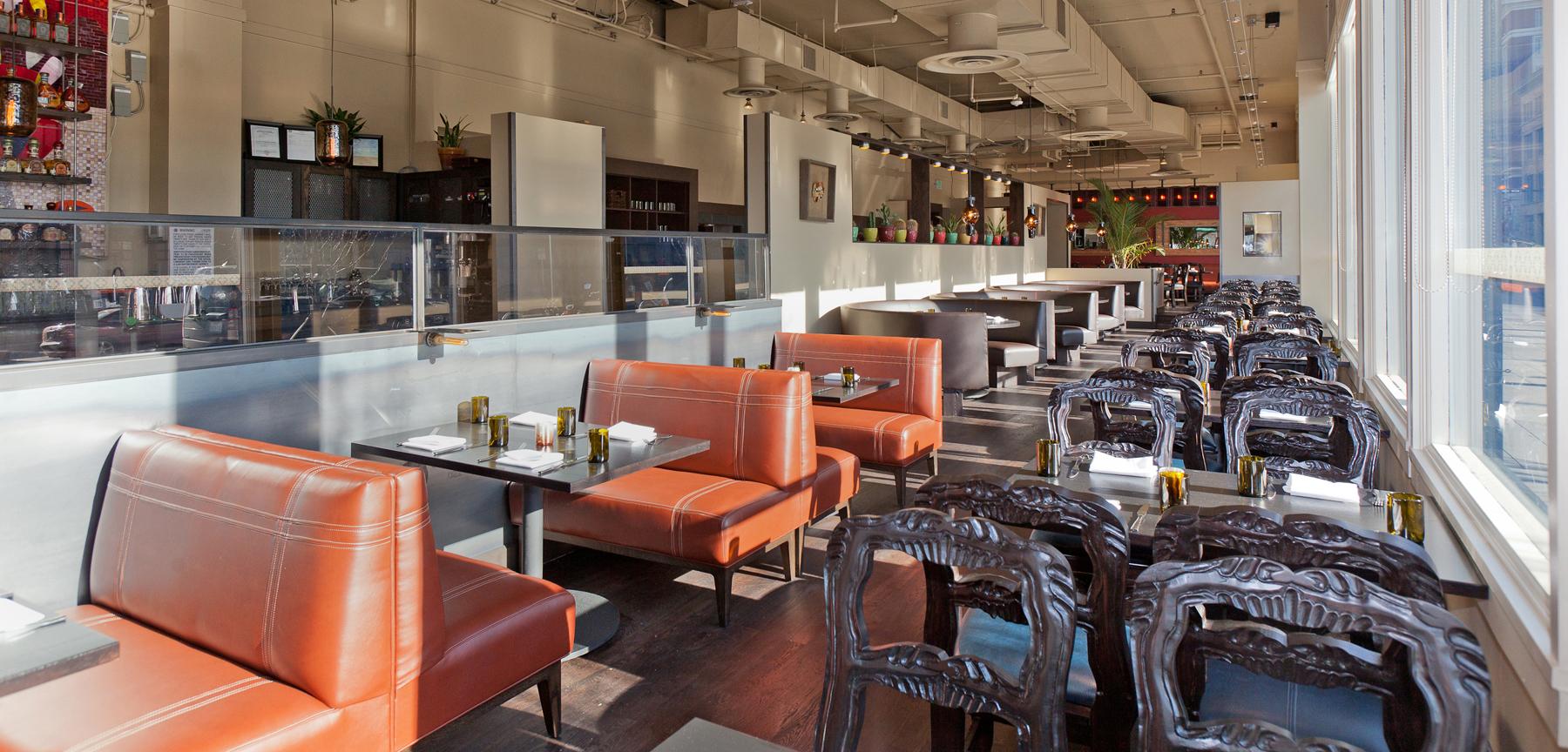 Tamayo restaurant dining
