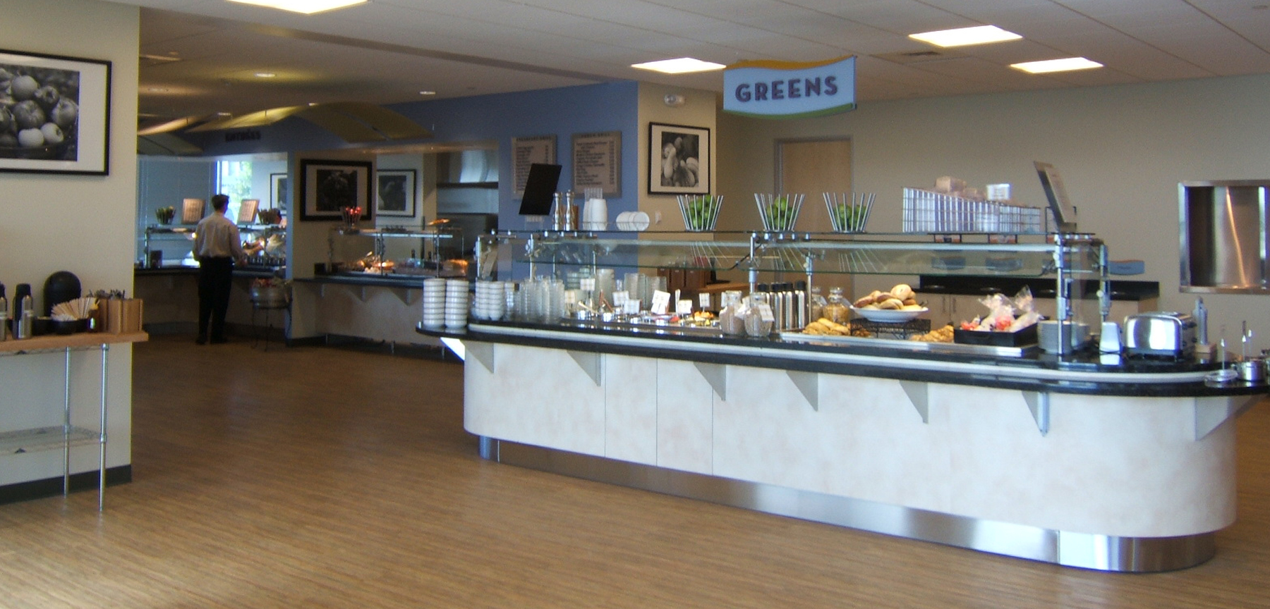 WhiteWave Foods Cafeteria