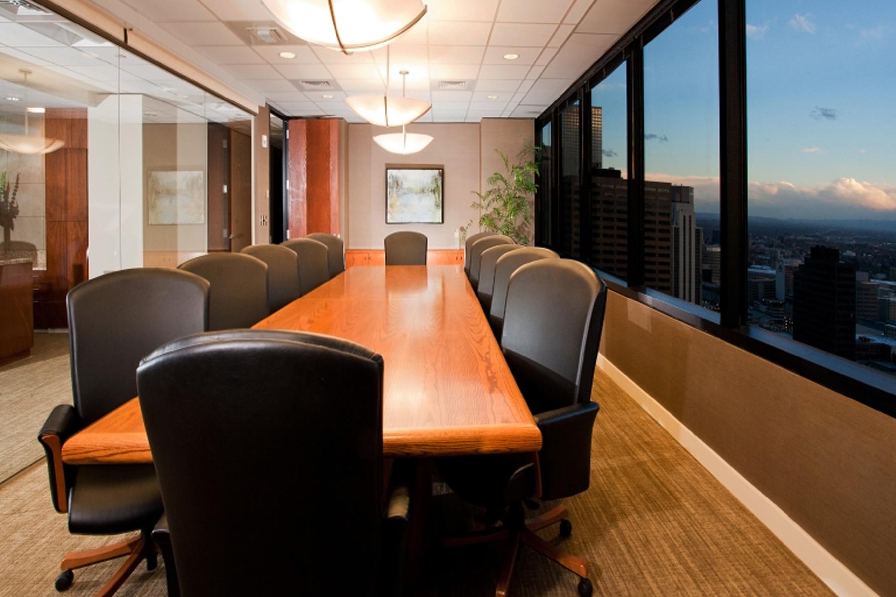 Denver Office Buildout, Colorado- Jordy Construction 2