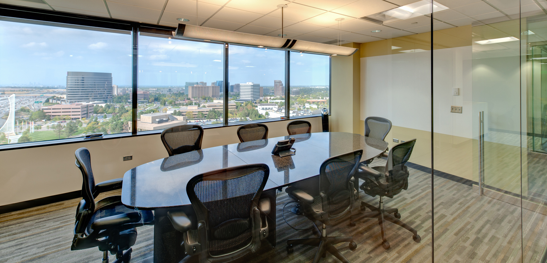 Mantucket Capital conference room