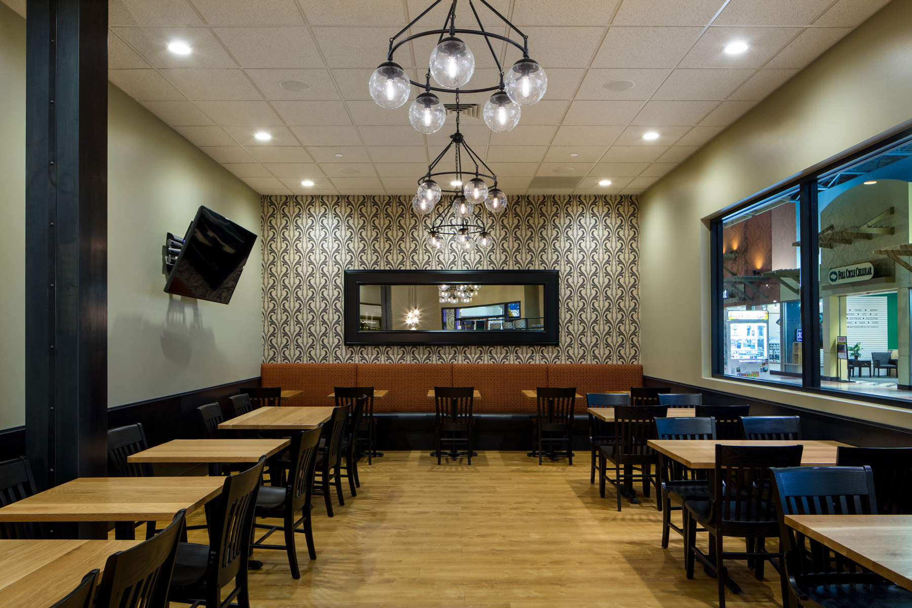 Colorado Restaurant Buildout- Jordy Construction