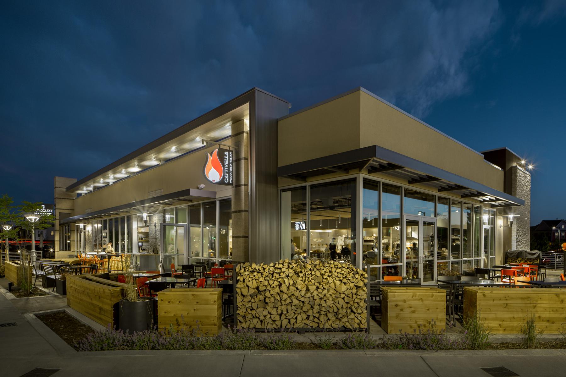 Denver Construction, Restaurant Buildout