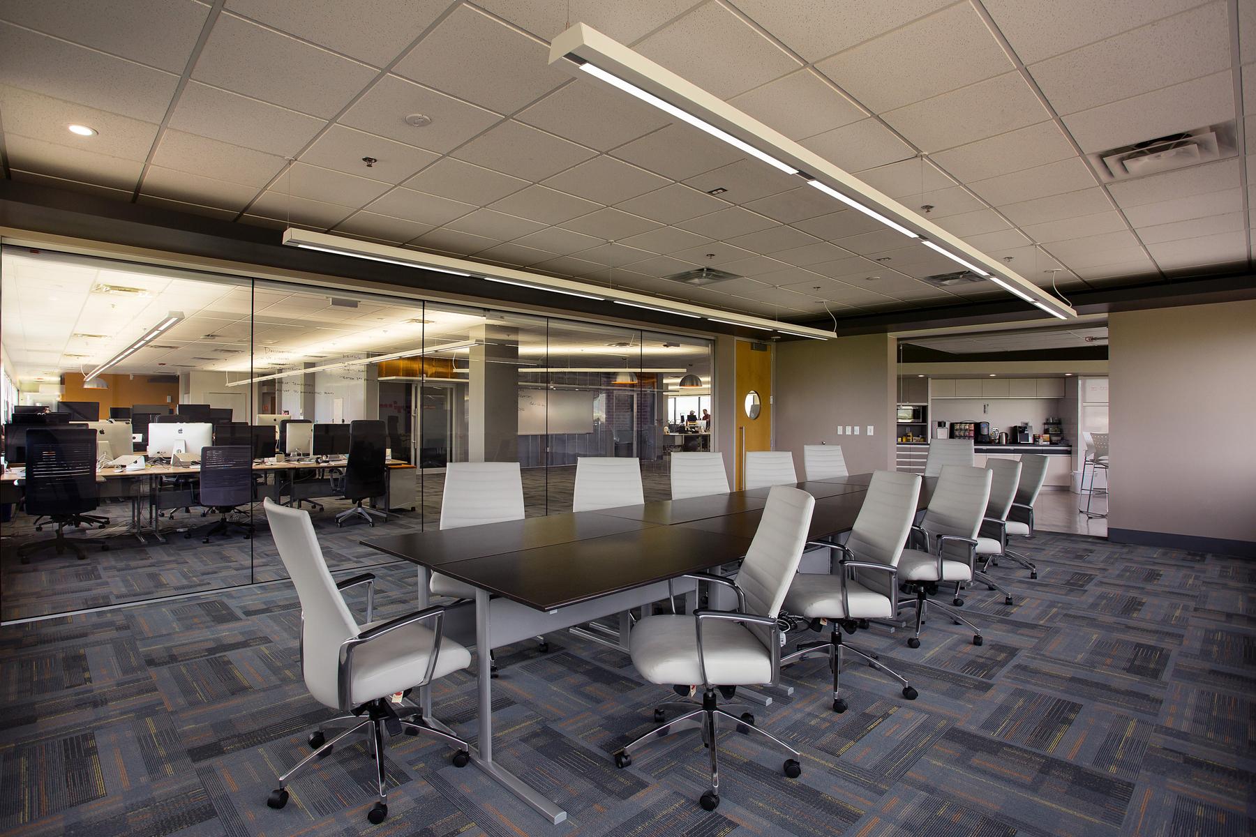 Office Buildout, Colorado Construction
