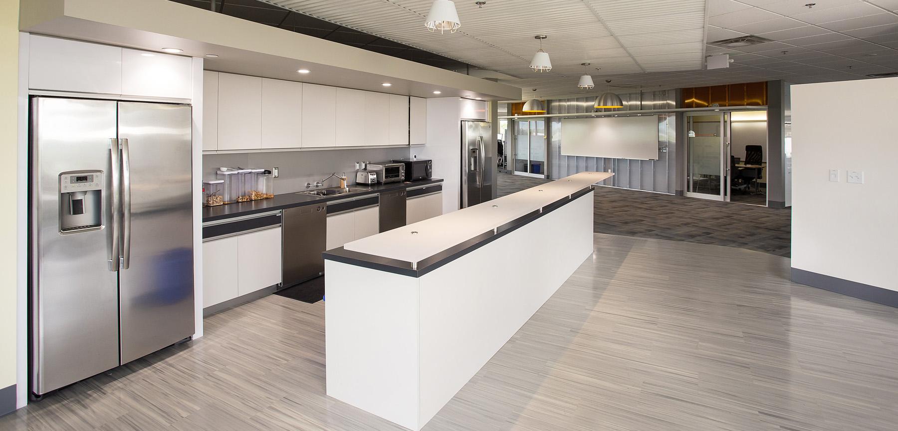 Datu Health kitchen