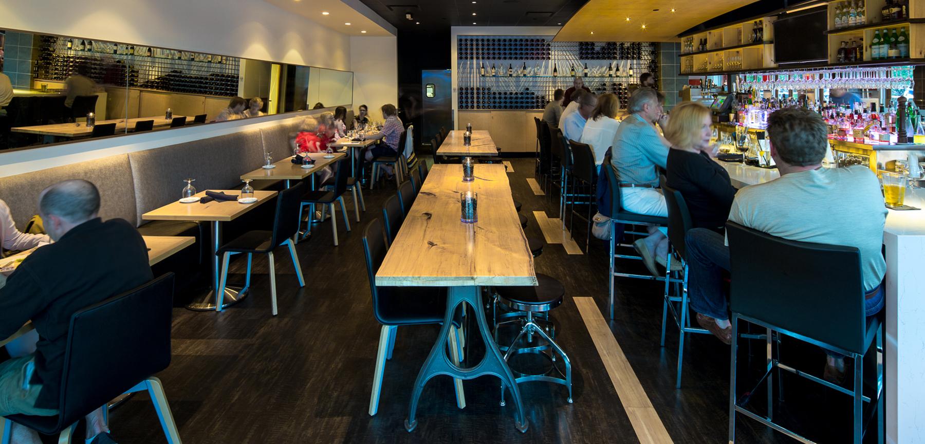 Cucina Colore restaurant dining area