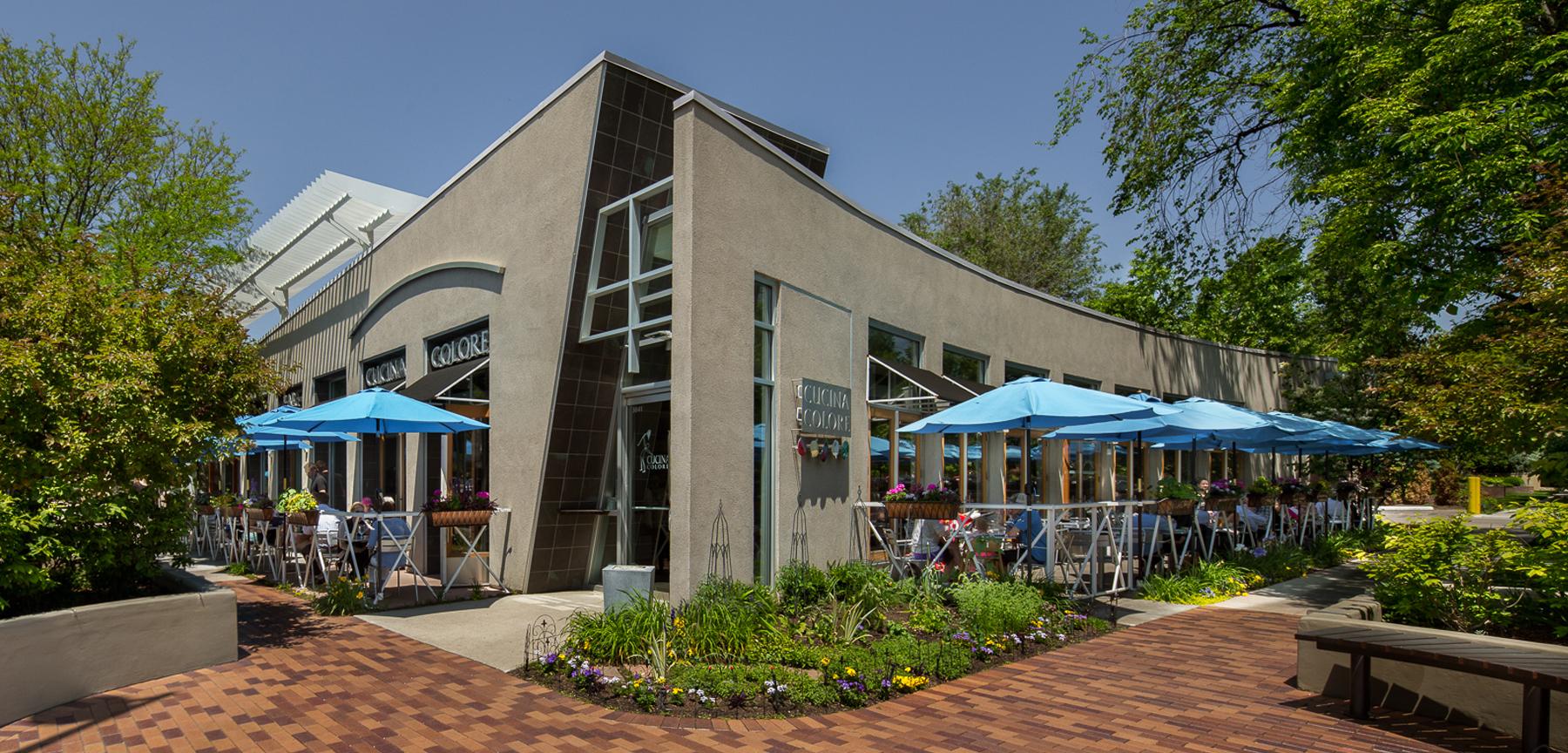 Cucina Colore restaurant exterior