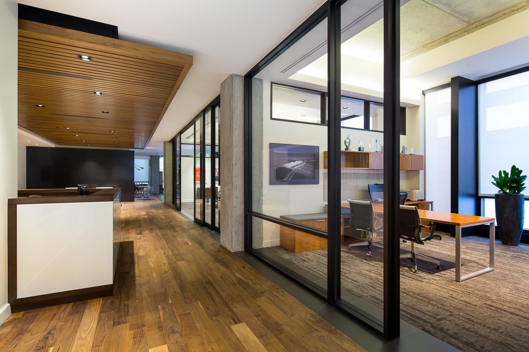 Office Buildout, Denver Colorado