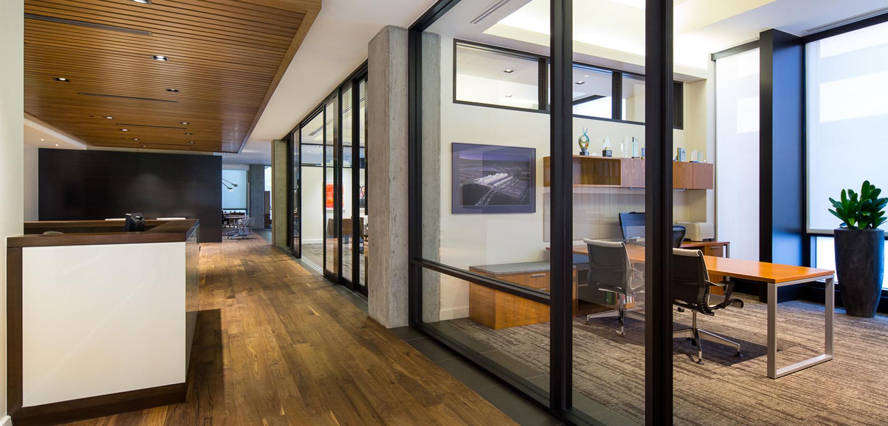 Vestar Capital Partners exterior offices