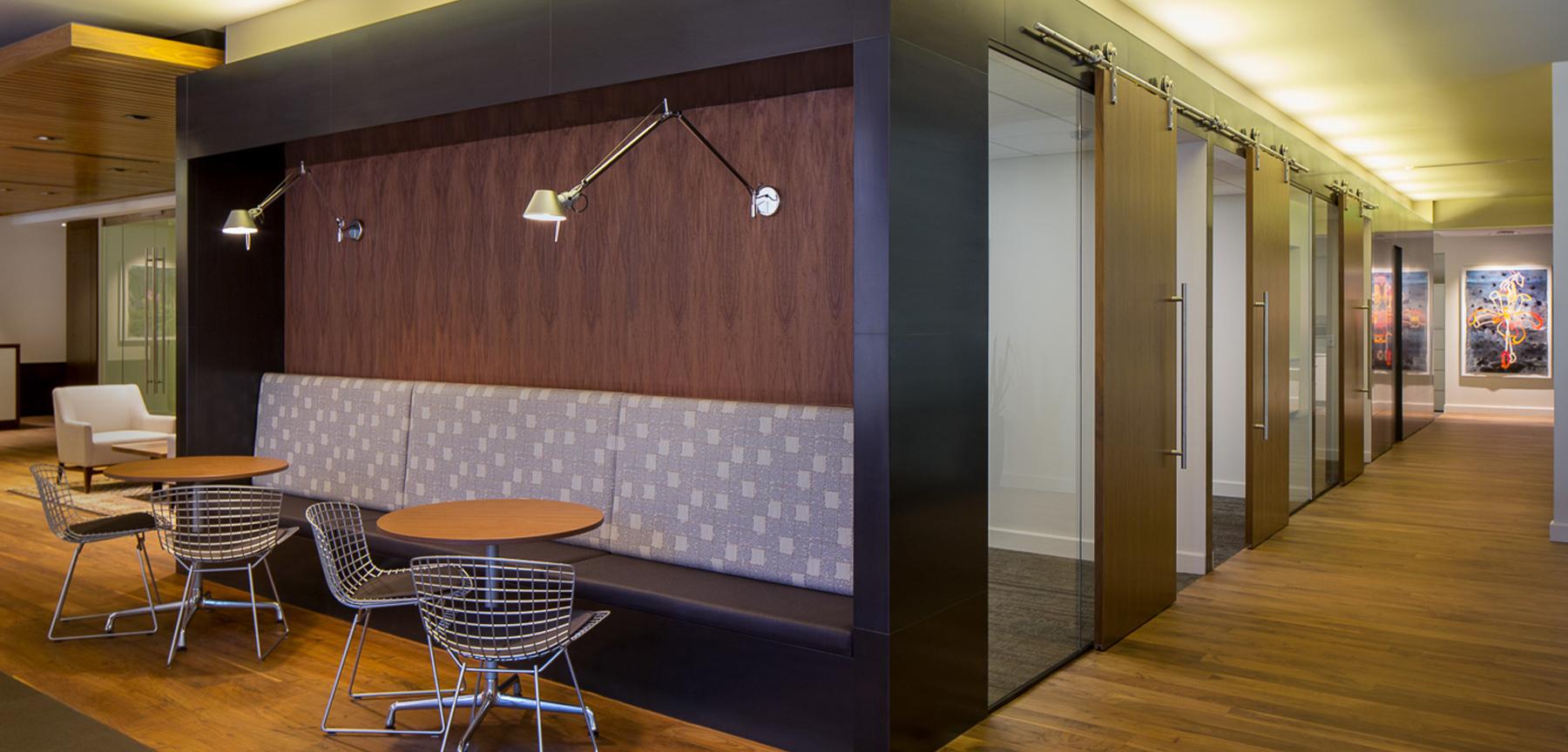 Vestar Capital Partners interior offices