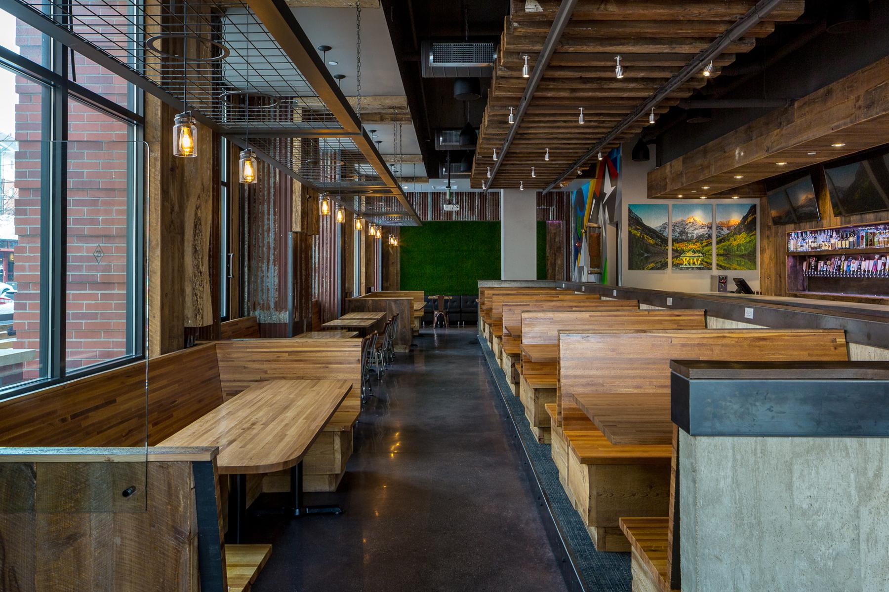 Restaurant Construction, Denver, Colorado