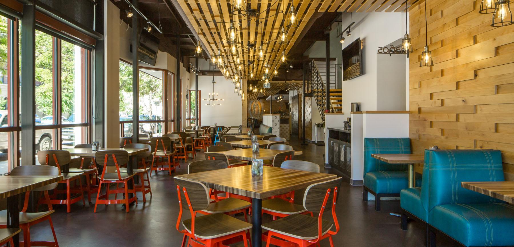 Las Delicias Restaurant Dining Area