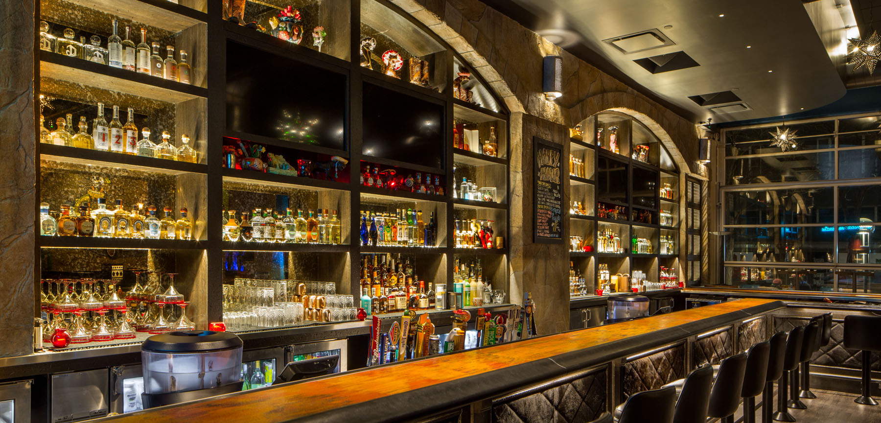 Otra Vez Cantina Restaurant Main Bar